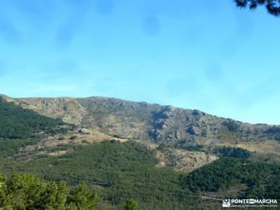 Kilómetro Vertical-Pico Najarra,Perdiguera;castillo de priego de córdoba setas en el tiemblo singl